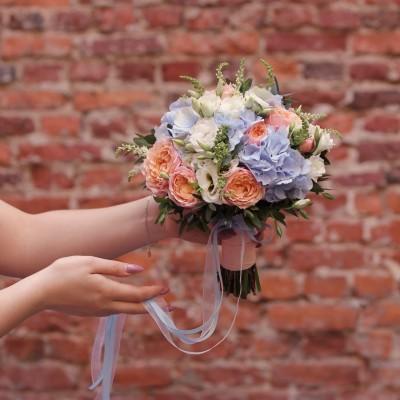 Свадебный букет 31