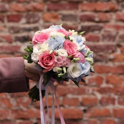 Свадебный букет 54