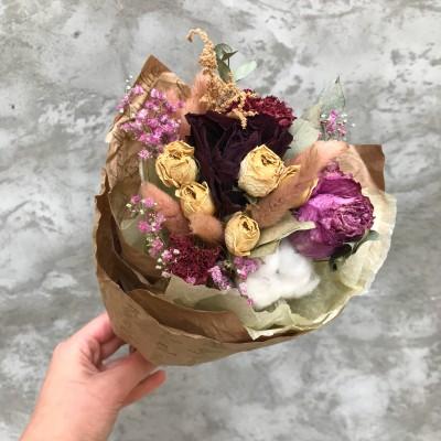 Сухоцветы #9