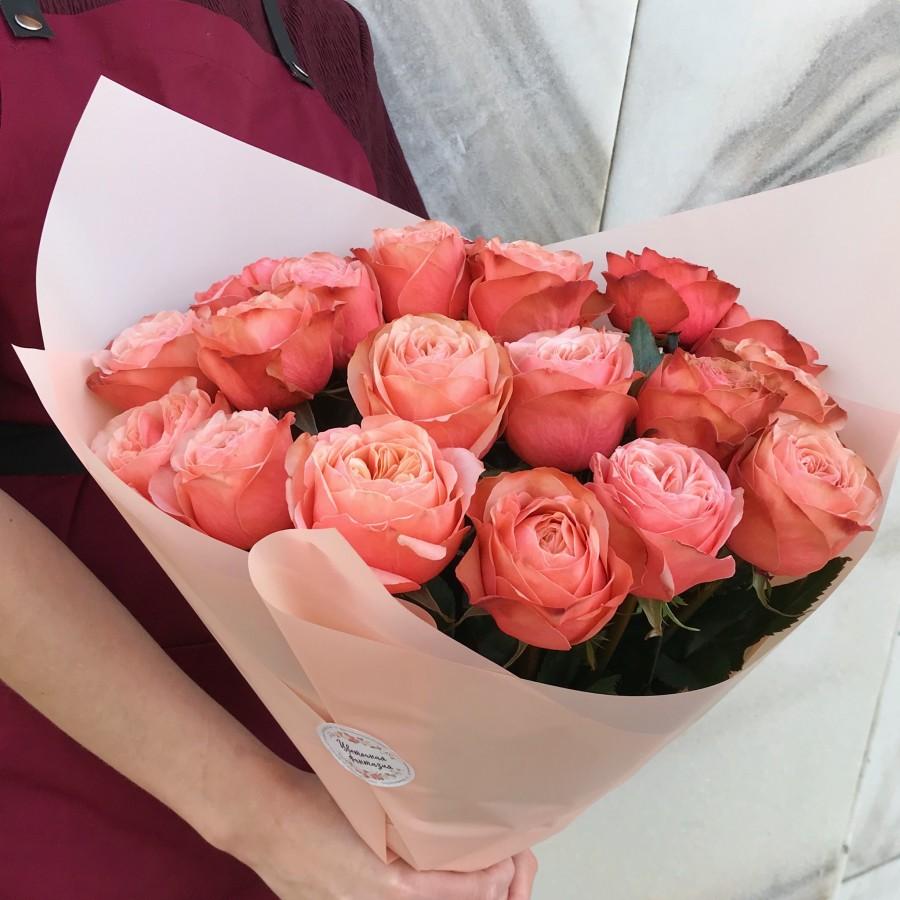 Роза Кахала 25 штук