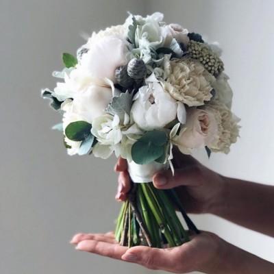 Свадебный букет 05