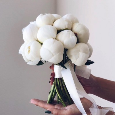 Свадебный букет 04