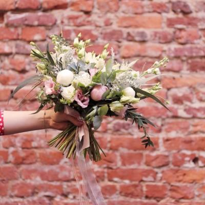Свадебный букет 26