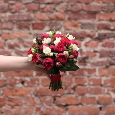 Свадебный букет 35