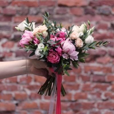 Свадебный букет 44