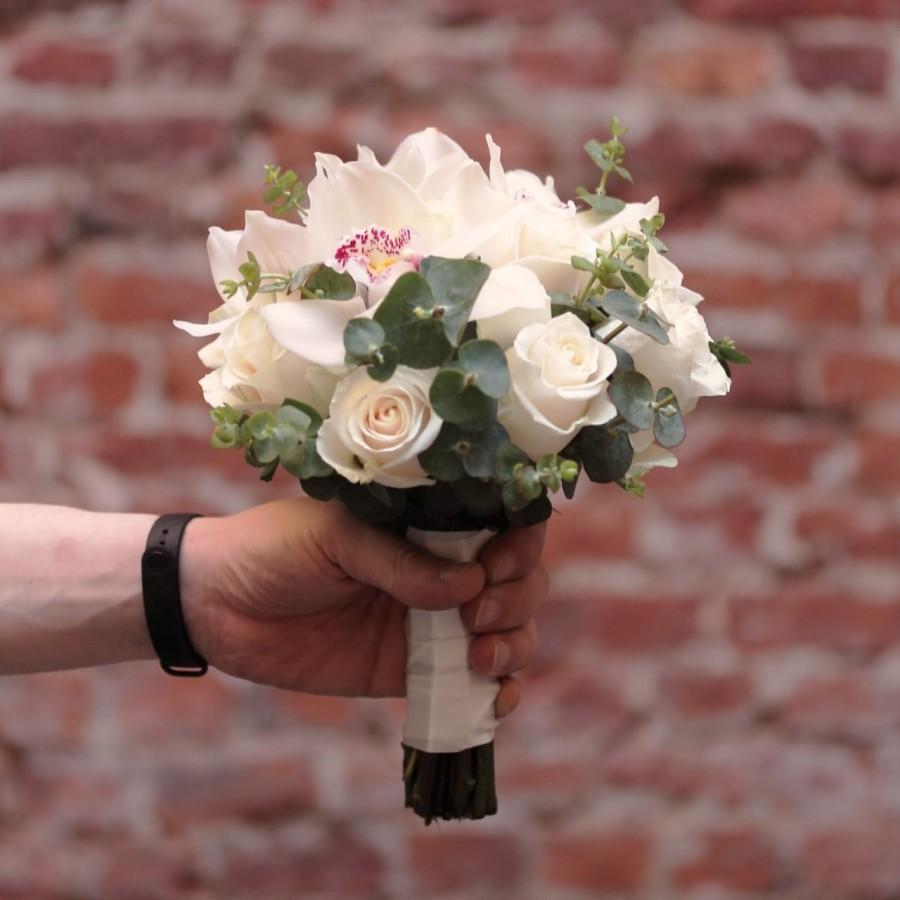 Свадебный букет 34