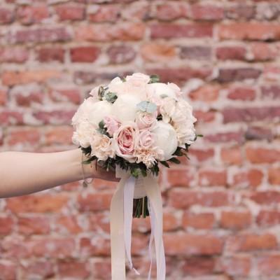 Свадебный букет 32