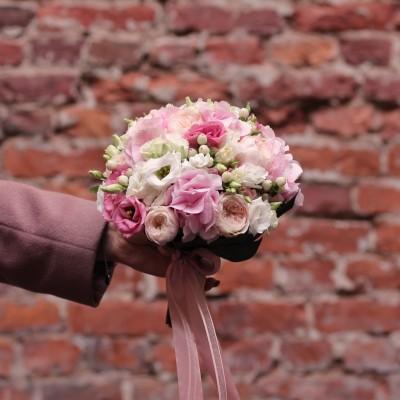 Свадебный букет 24