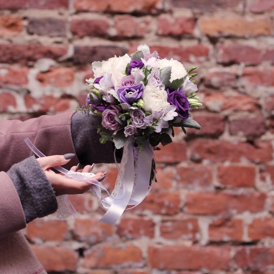 Свадебный букет 21
